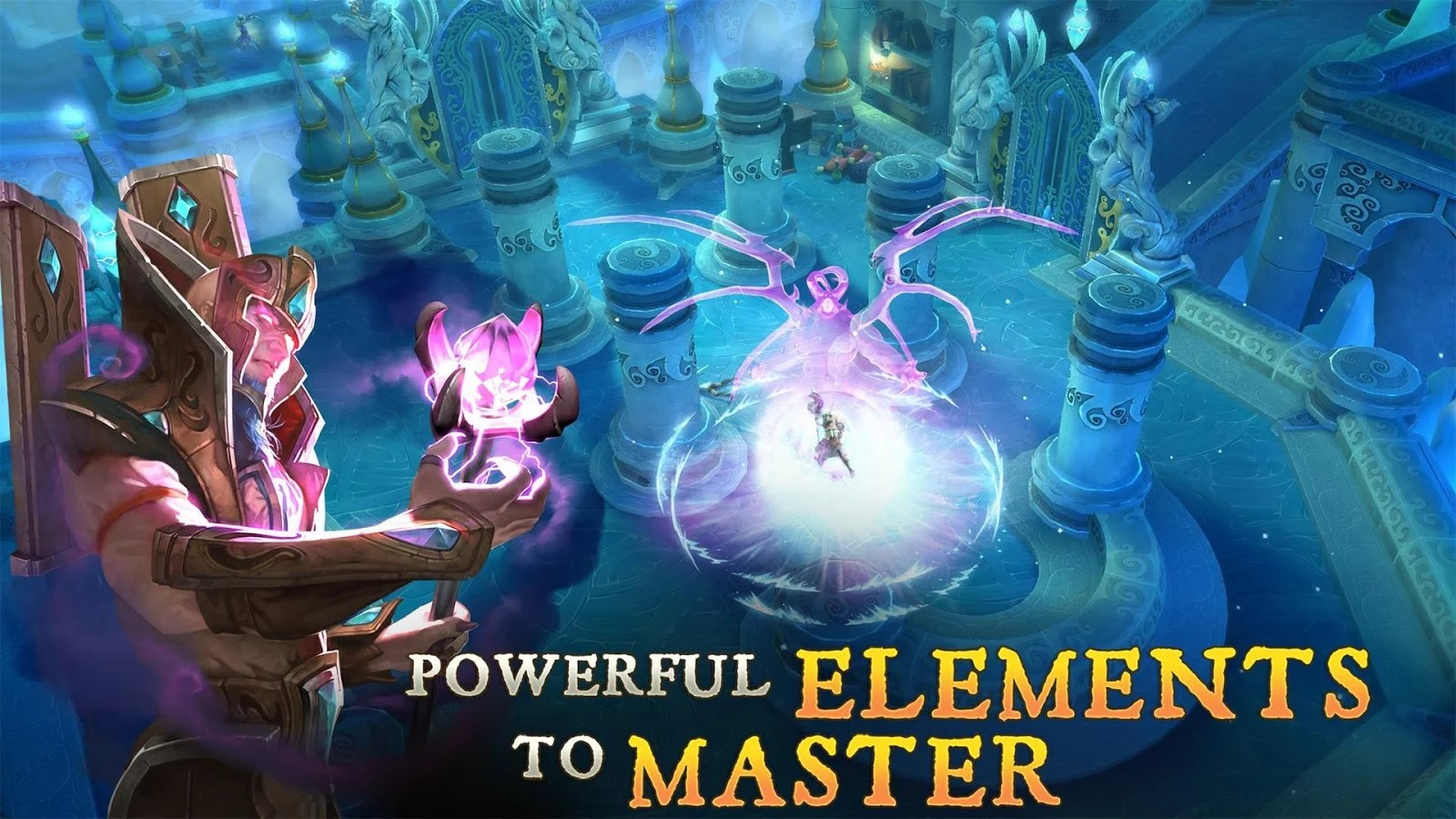 Dungeon Hunter 5 for Android, iOS Launched, Windows Phone
