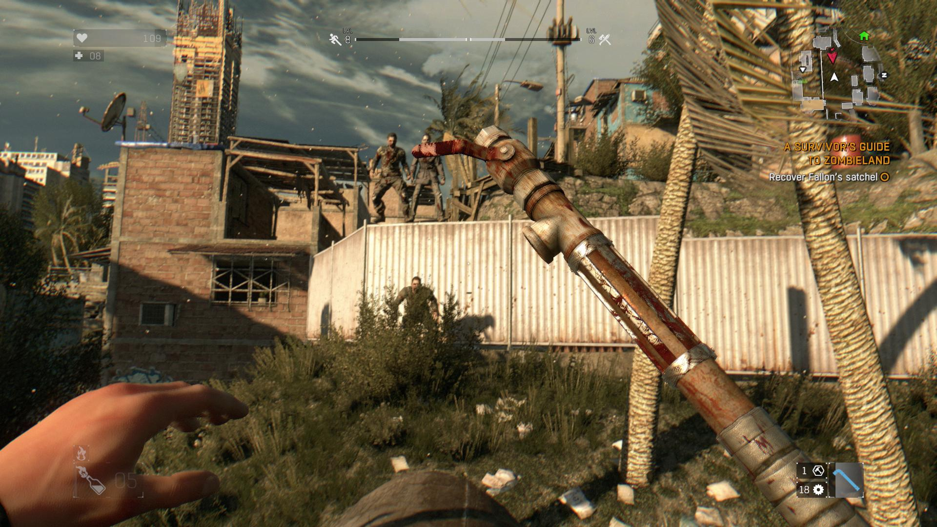 Dying Light Dev Explains How To Play As The Night Hunter