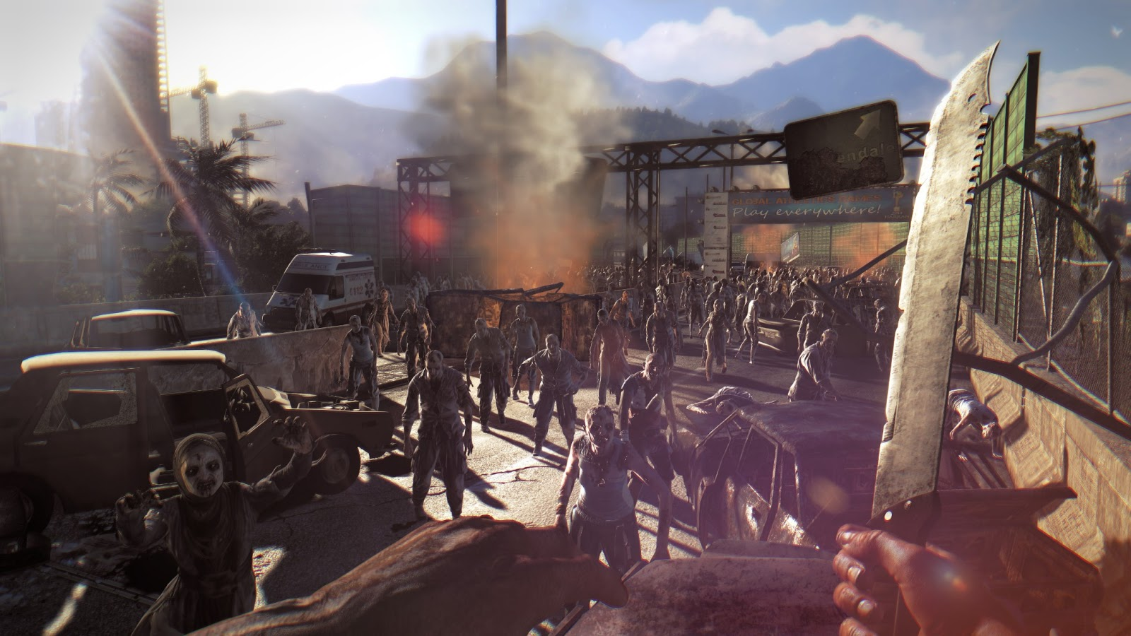 Dying Light Gameplay Video Details Cooperative Multiplayer And PvP
