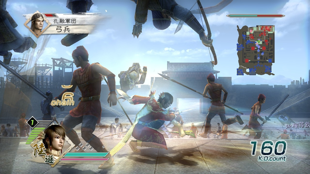 dynasty warriors 2 download