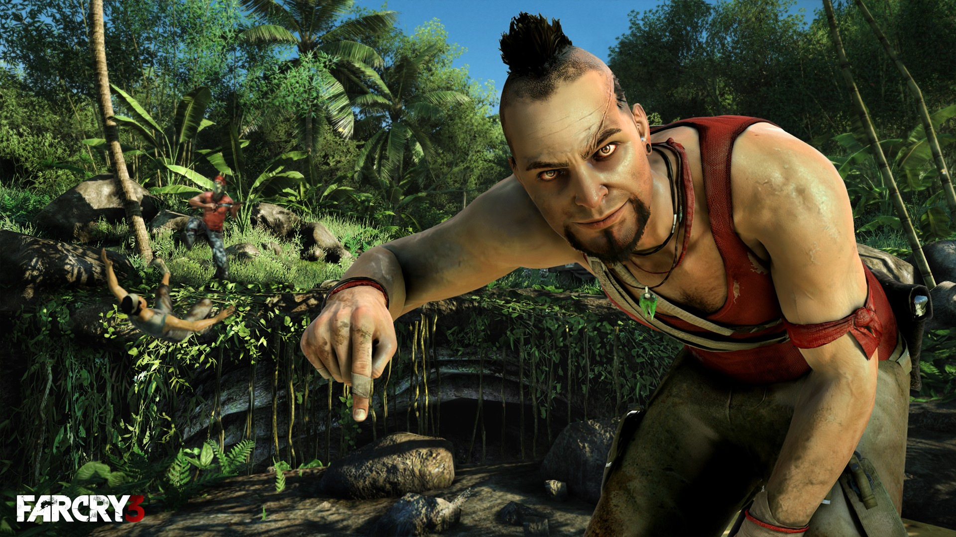 E3 2011 Far Cry 3 Is Official Screenshots And Gameplay Video