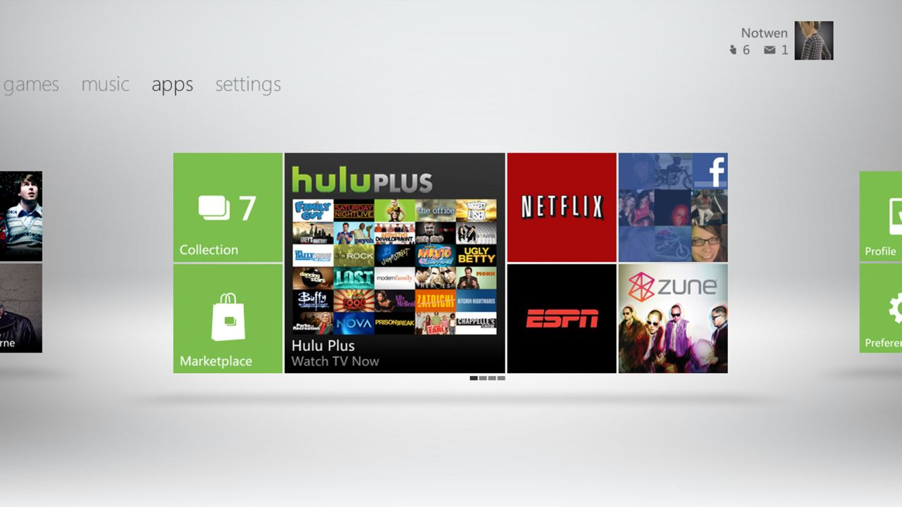 E3 2011: Xbox 360 Gets TV Subscription, New Dashboard, More