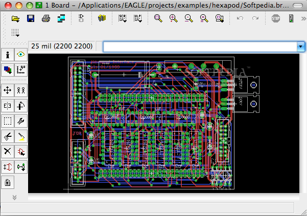 EAGLE Circuit Board Design Tool Reaches V. 5.3 – Download Here