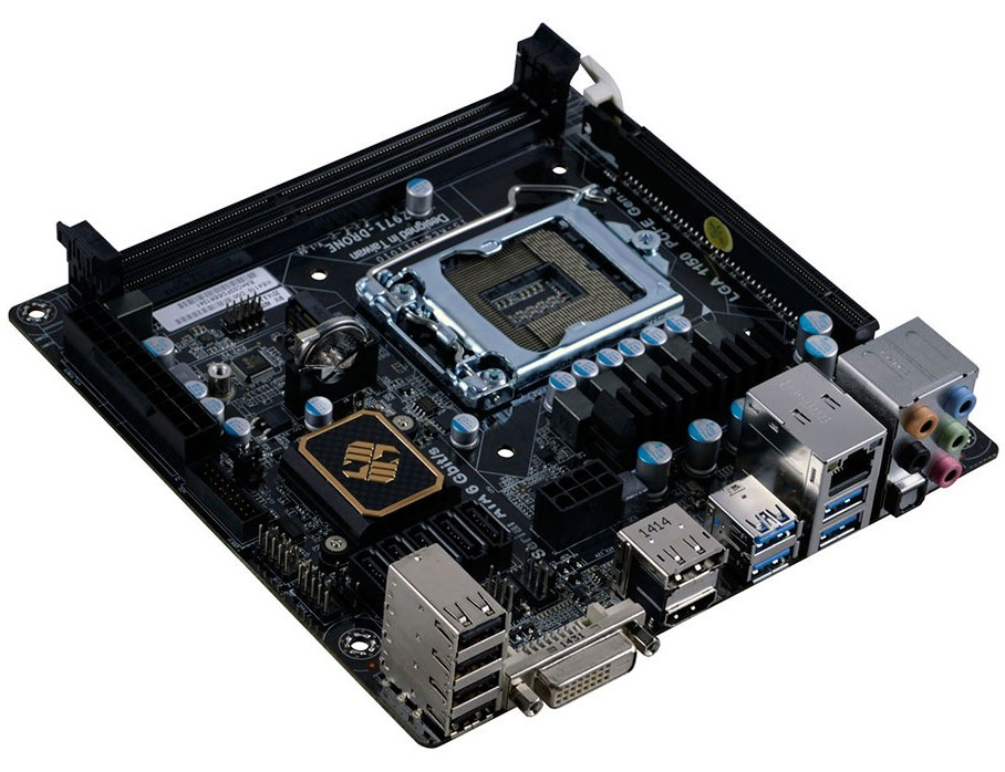 ECS Releases Two Mini-ITX Motherboards with 8-Channel HD Audio