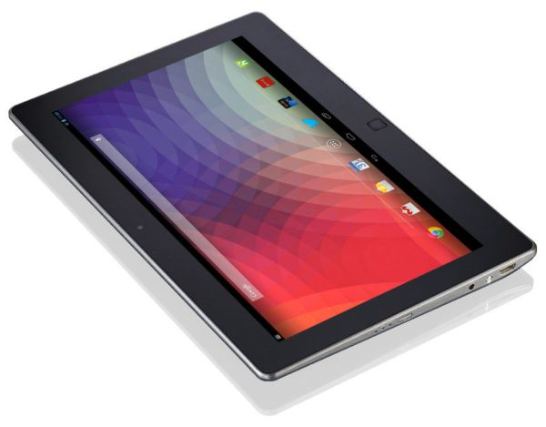 Ekoore Python S3 Tablet with Keyboard Dock Runs Ubuntu, Android and