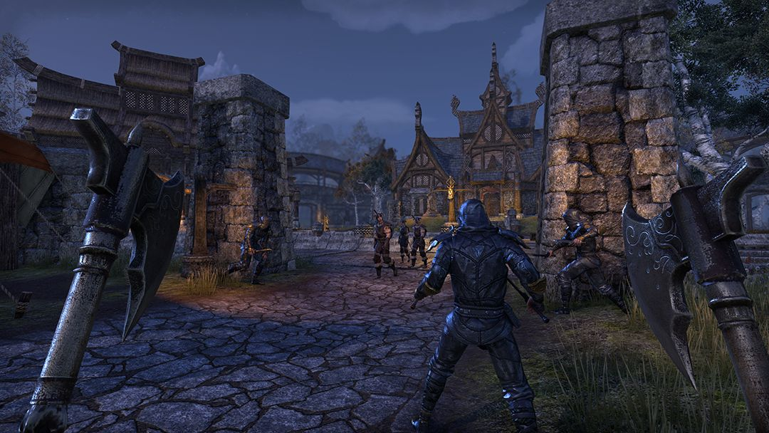 Elder Scrolls Online Is Launching on Xbox One and PS4, Five