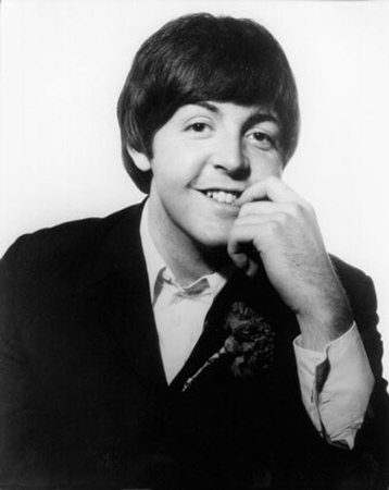 Former Beatles Star Paul McCartney