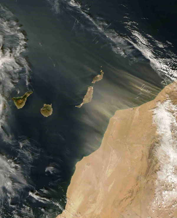 Experts to Track Down Dust in New Study