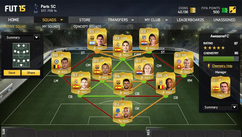 Re: Can i still use the fifa 15 Ultimate team web app?
