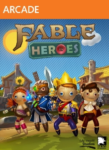 Fable Heroes Is a Downloadable Co-Op Brawler Coming to Xbox 360 Soon