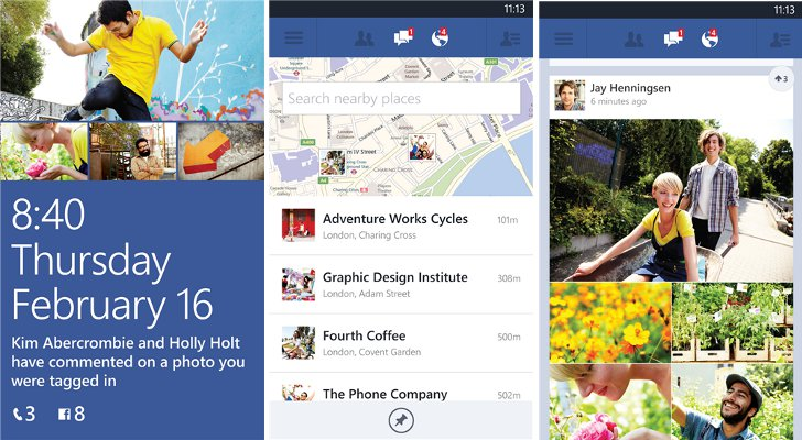 Facebook Beta 5 2 3 1 Arrives on Windows Phone