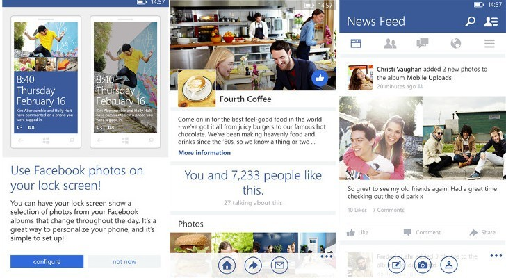 download facebook for windows phone