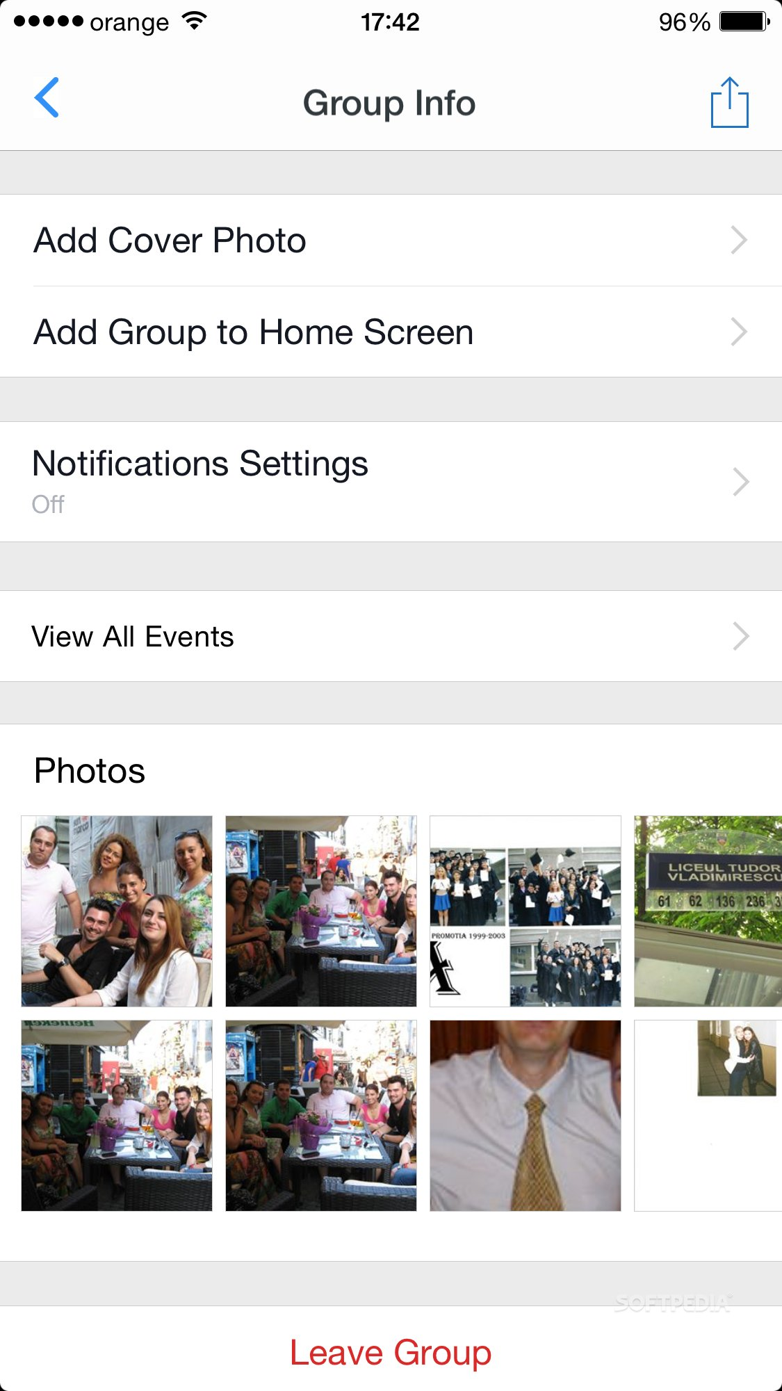 how to make a group on facebook app