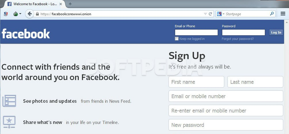Facebook Launches Tor Link Wraps It In Encryption By Issuing Ssl