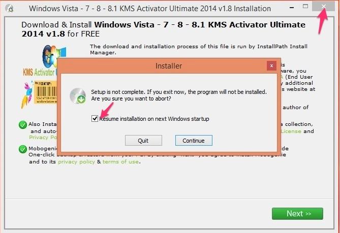Fake Windows 8 1 Enterprise Activators Hide Adware, Bitcoin Miners