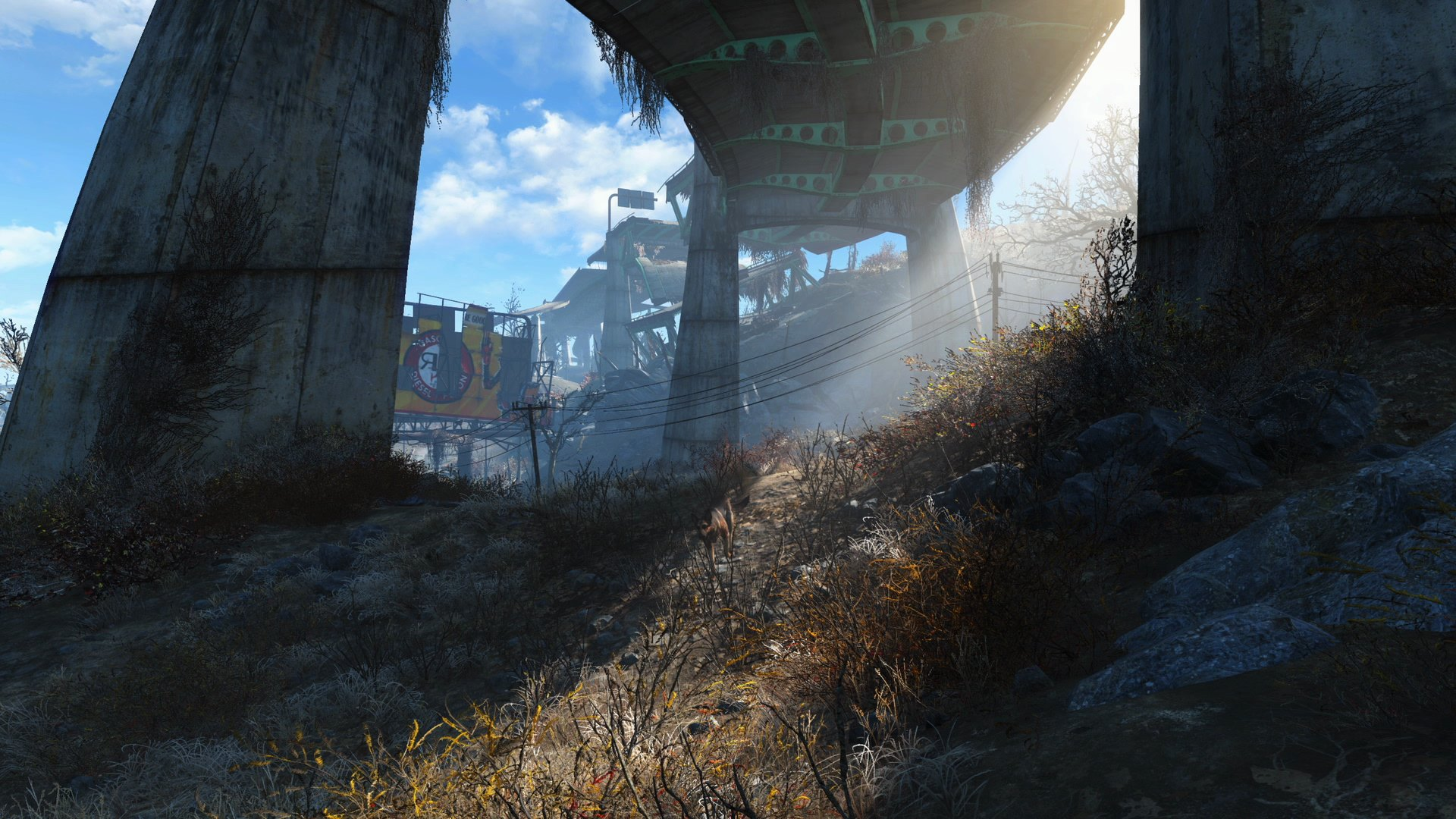 Abandoned Bridges In Fallout 4