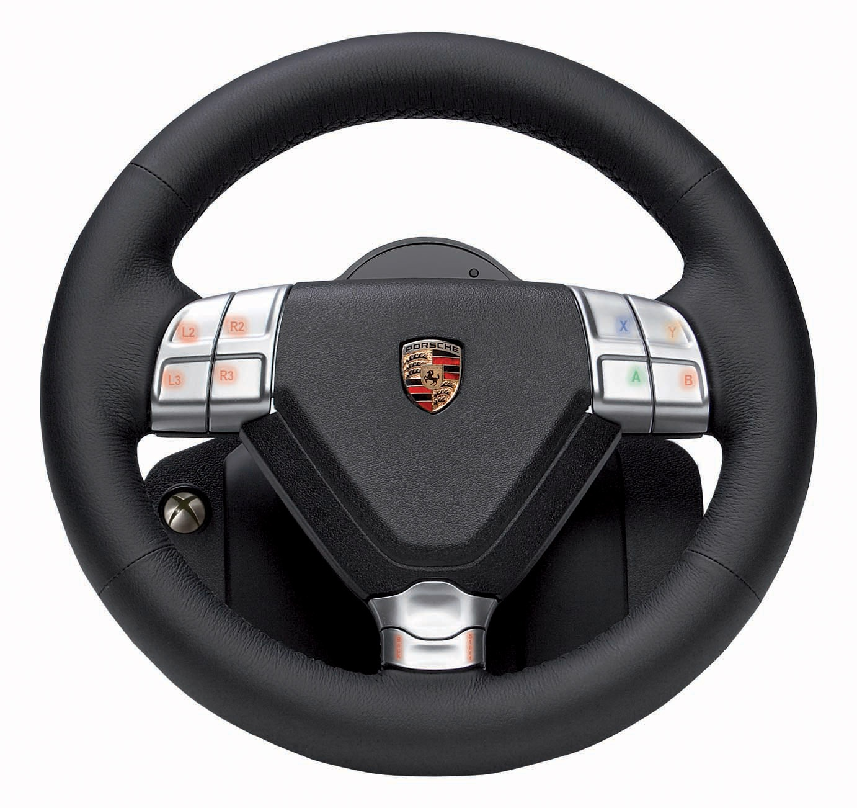 Fanatec Turns Your Xbox 360 Into a Porsche