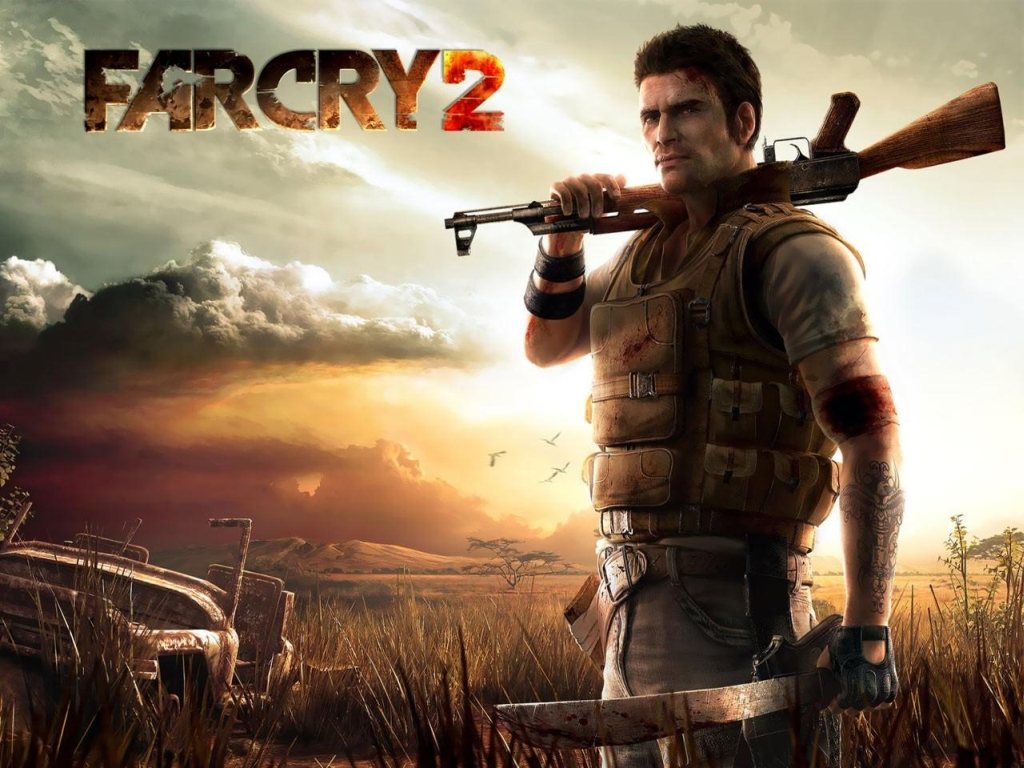 Far Cry 2 Sells More Than One Million
