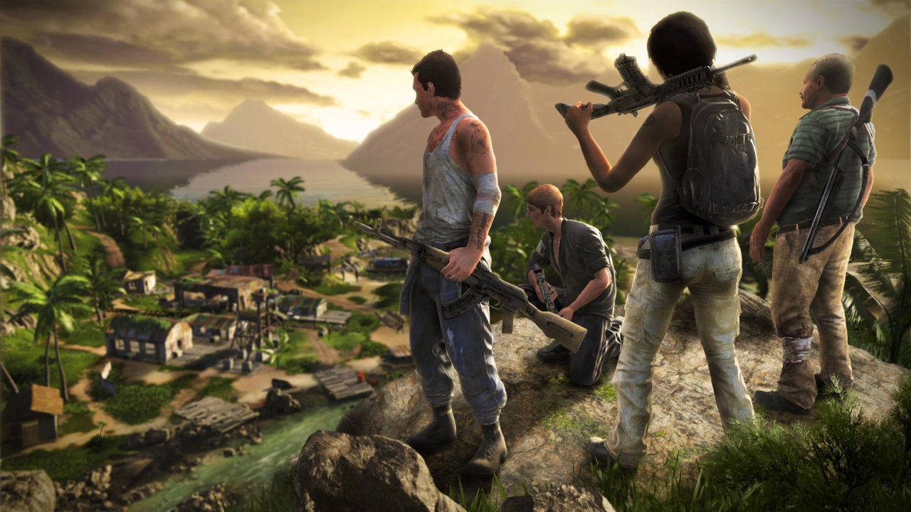 Far Cry 3 Gets Cooperative Gameplay Video Walkthrough