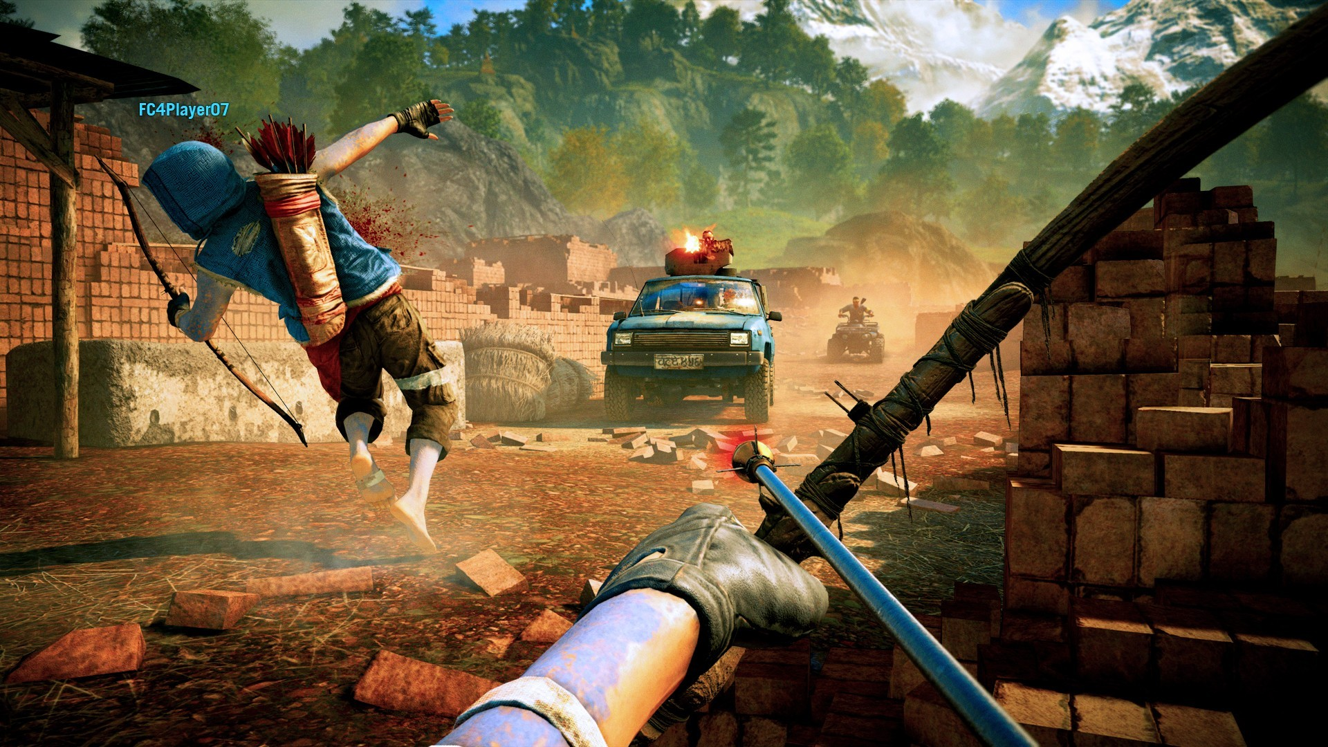 Far Cry 4 Battles Of Kyrat Competitive Pvp Mode Revealed Video Screenshots