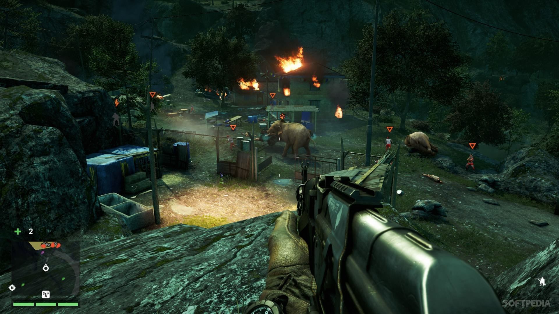 Far Cry 4 Gets Escape From Durgesh Prison Dlc Next Month Has Permanent Death