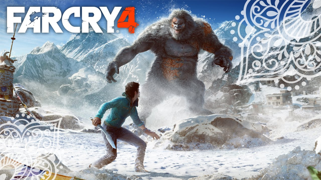 Far Cry 4 Valley Of The Yetis Dlc Gets More Details Screenshots