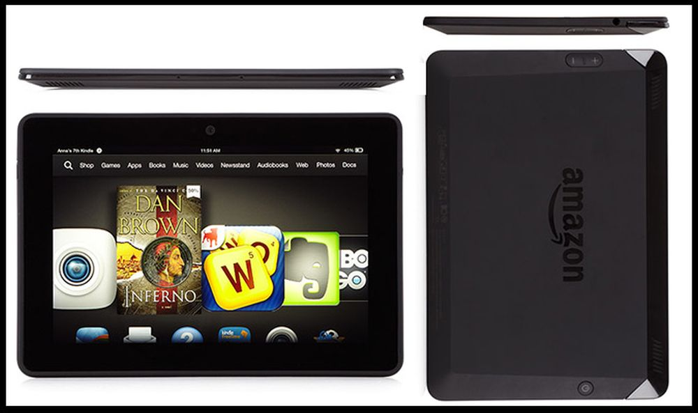Firmware Build 4 5 2 Is Available for Several Amazon Fire