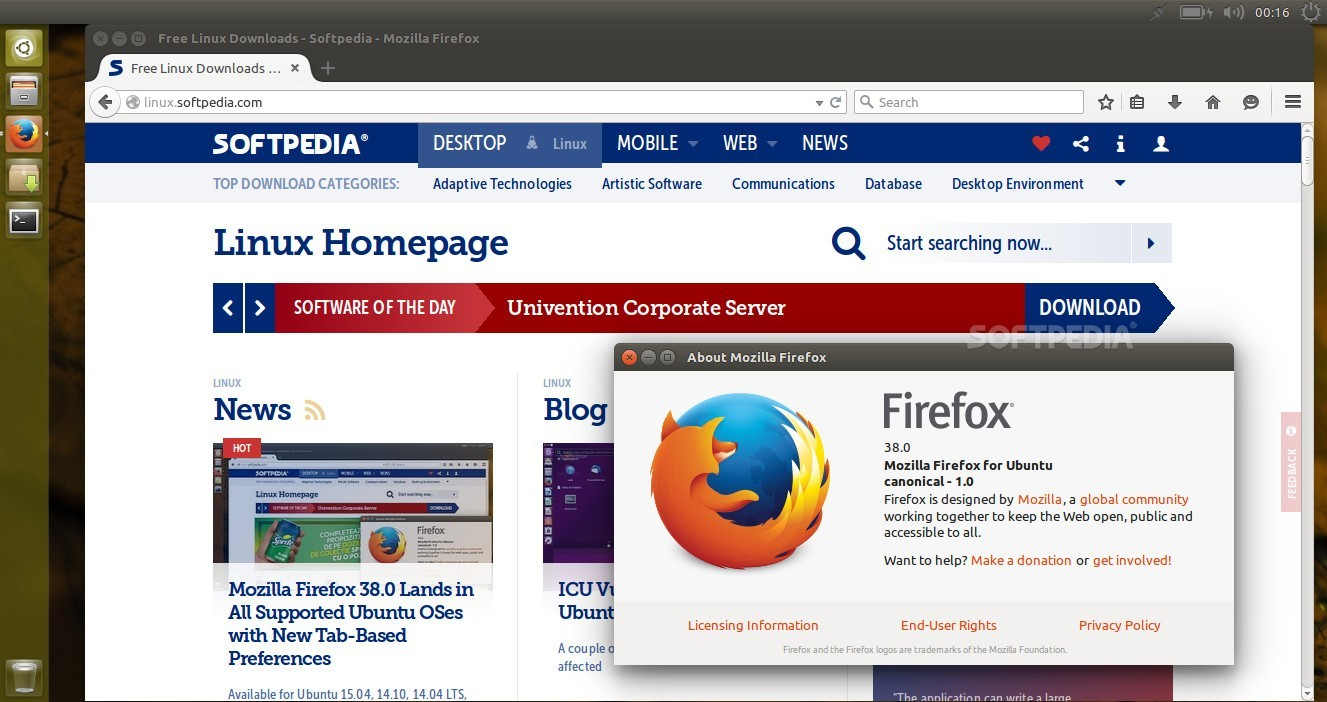 First Point Release of Mozilla Firefox 38 0 Patches Nvidia