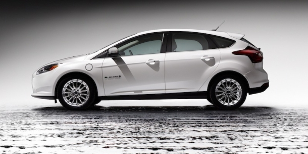 Ford Focus Electric Will Use Recycled Seating Material Provided By Unifi
