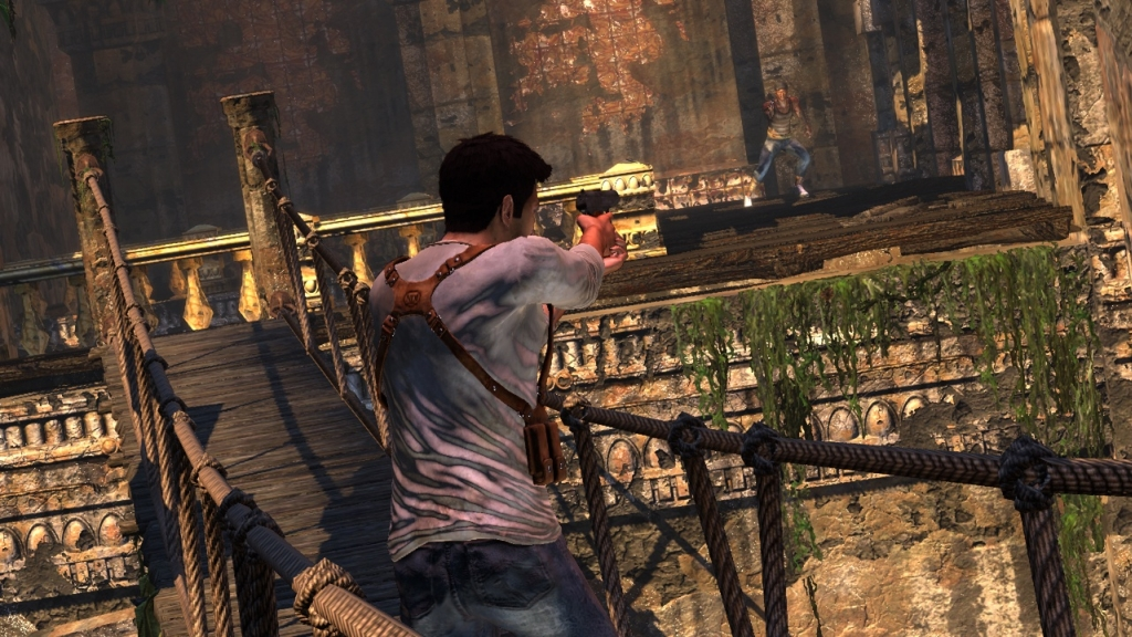 Fortune Hunter Edition Of Uncharted 2 Comes With Dagger Replica