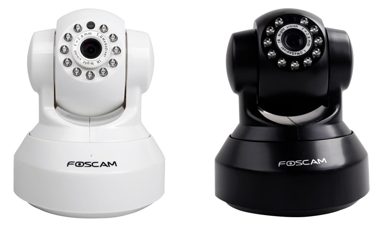 Foscam FI9816P and FI9803P V2 IP Cameras Get Firmware 2 x 1 37
