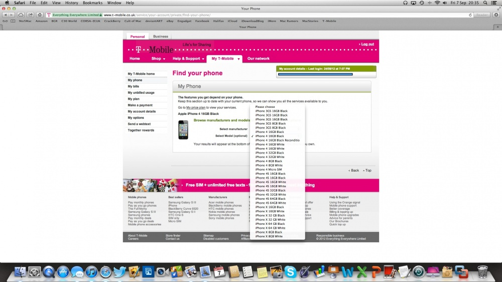 """Four """"iPhone X"""" Models Pop Up in T-Mobile's UK Inventory System"""