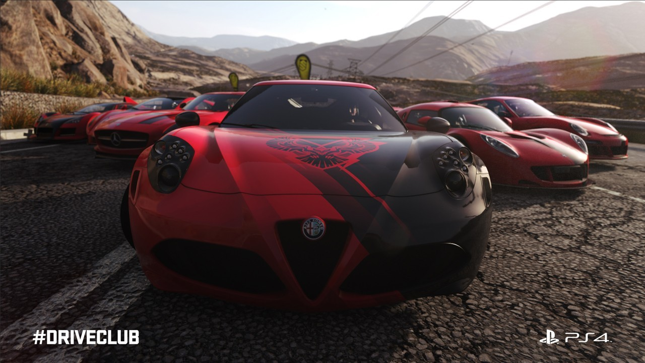 Free Driveclub Ignition DLC Pack Gets Impressive Gameplay