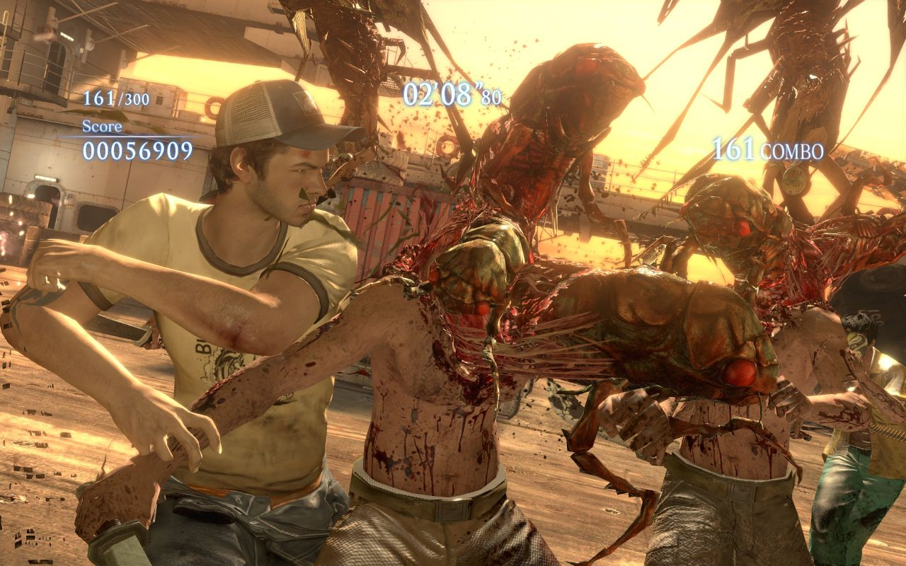 Free Left 4 Dead 2 DLC Now Available for Resident Evil 6 on PC