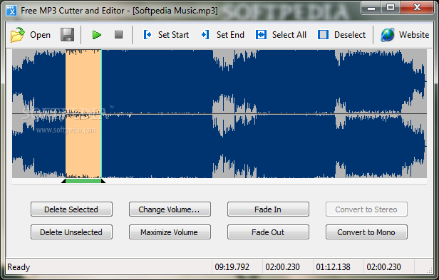 Edit MP3 Files and Apply Filters