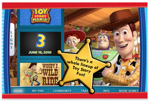 free toy story 3 app now in the app store