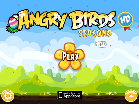 Free Version Of Angry Birds Seasons Gains 3 New Levels Download Now