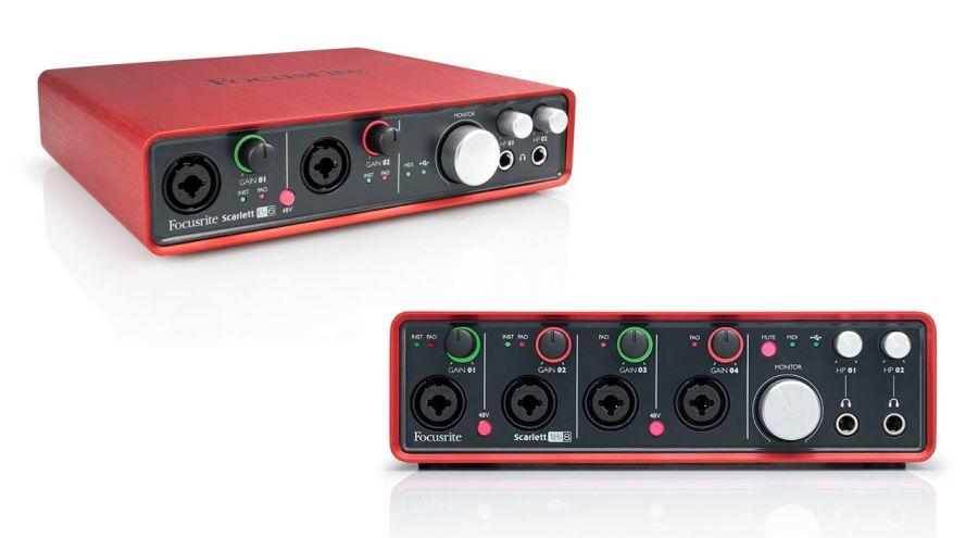 Focusrite Scarlett 8i6 USB 2.0 Audio Driver PC