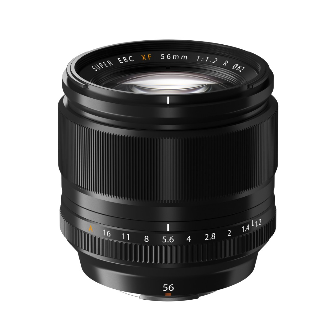 Fujifilm XF56mm f/1 2 R Officially Announced, X-mount Lens