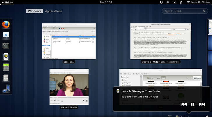 GNOME 3 10 Might Be Ported to Wayland