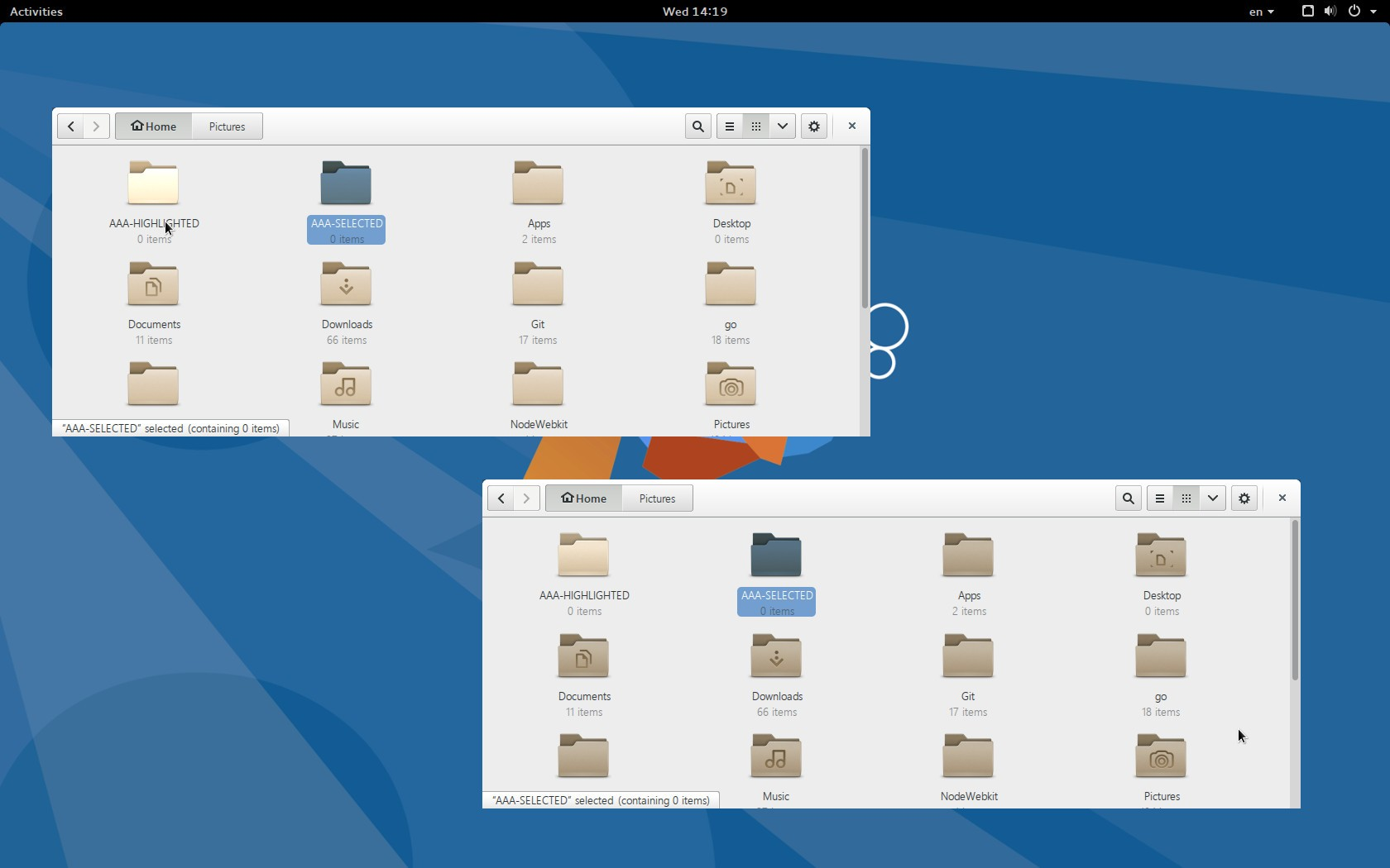 GNOME 3 14 to Finally Get an Improved Icon Theme