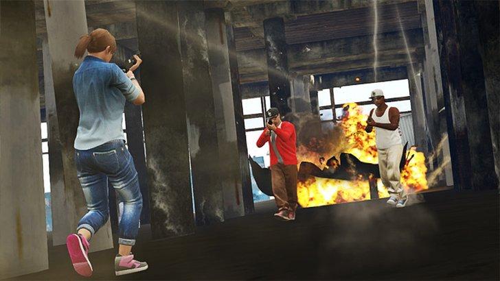 GTA 5 Online Co-Op Heists Leaked, Include Crazy Adventures