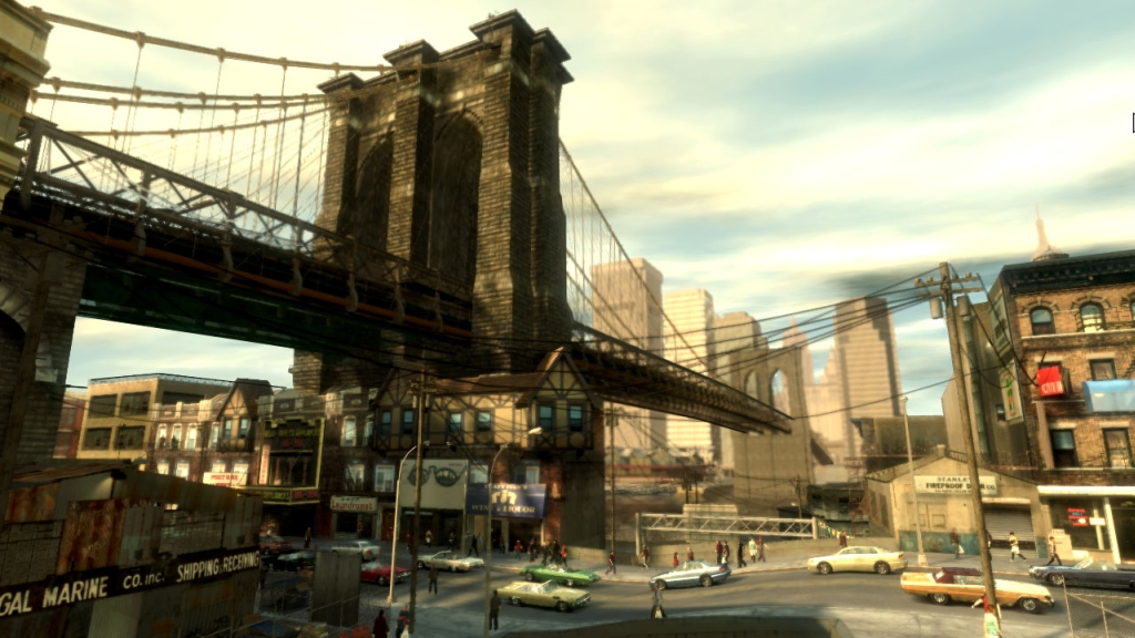 GTA IV for the PC System Requirements Revealed