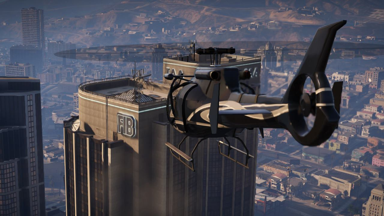 GTA V Has 240 Licensed Songs, Score as Big as That of 20 Movies