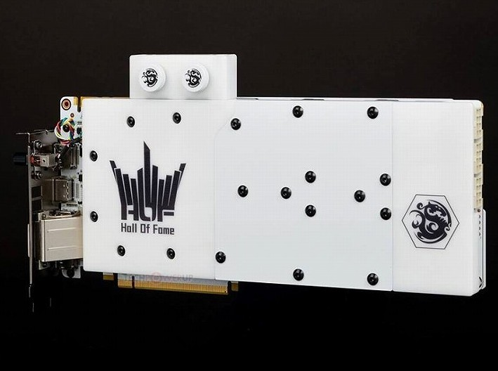 Galaxy Brings GeForce GTX 980Ti to Luxury Class