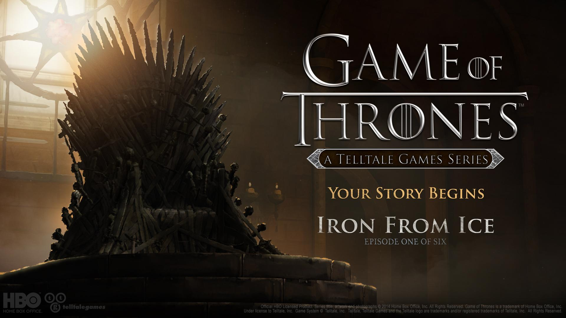 Game of Thrones First Season Has Six Episodes Launch Announcement