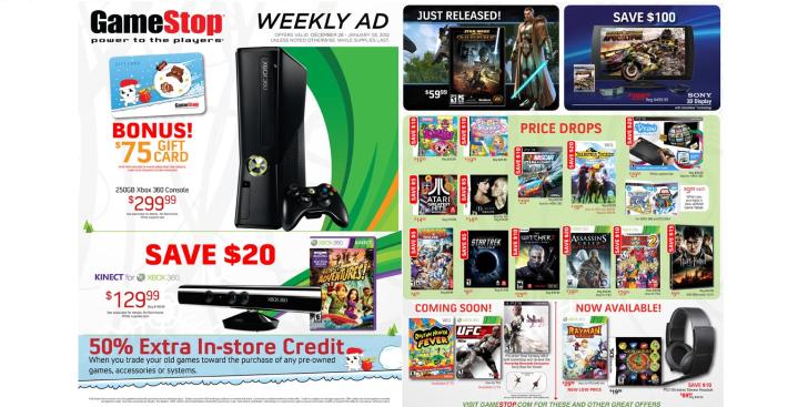 GameStop Offers Massive Deals on Lots of Games, PS3