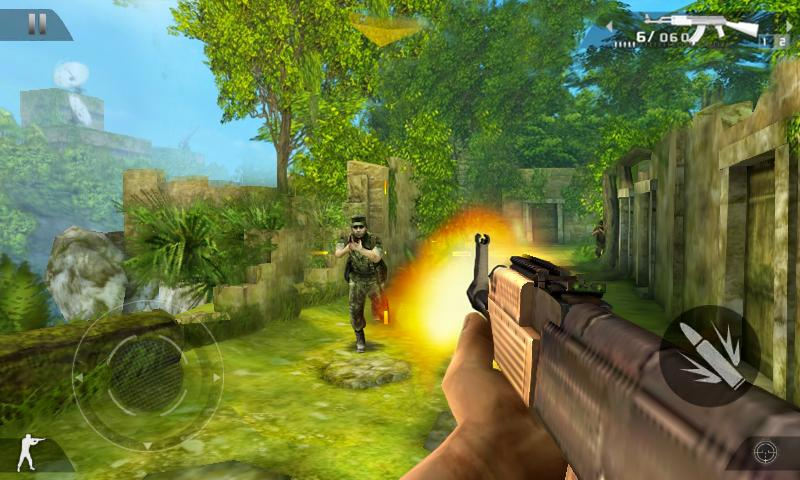 Gameloft's Modern Combat 2: Black Pegasus in the Android Market Now