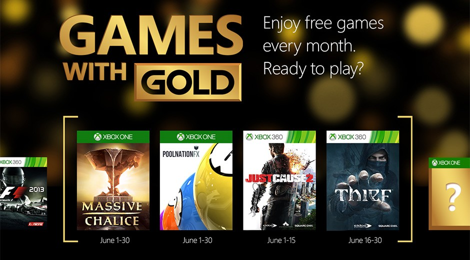 Games With Gold Brings Massive Chalice And More In June 2015