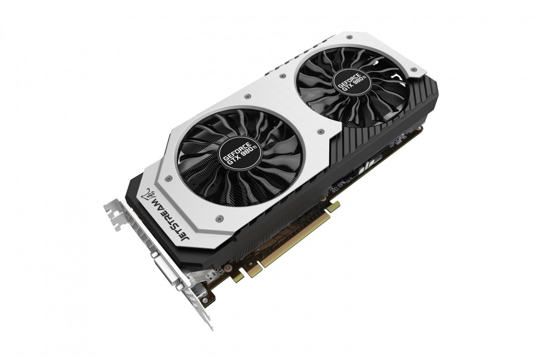 GeForce GTX 980Ti Super JetStream Graphics Card Announced by